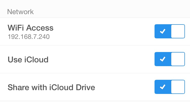 iCloud & iCloud Drive - Readdle Knowledge Base
