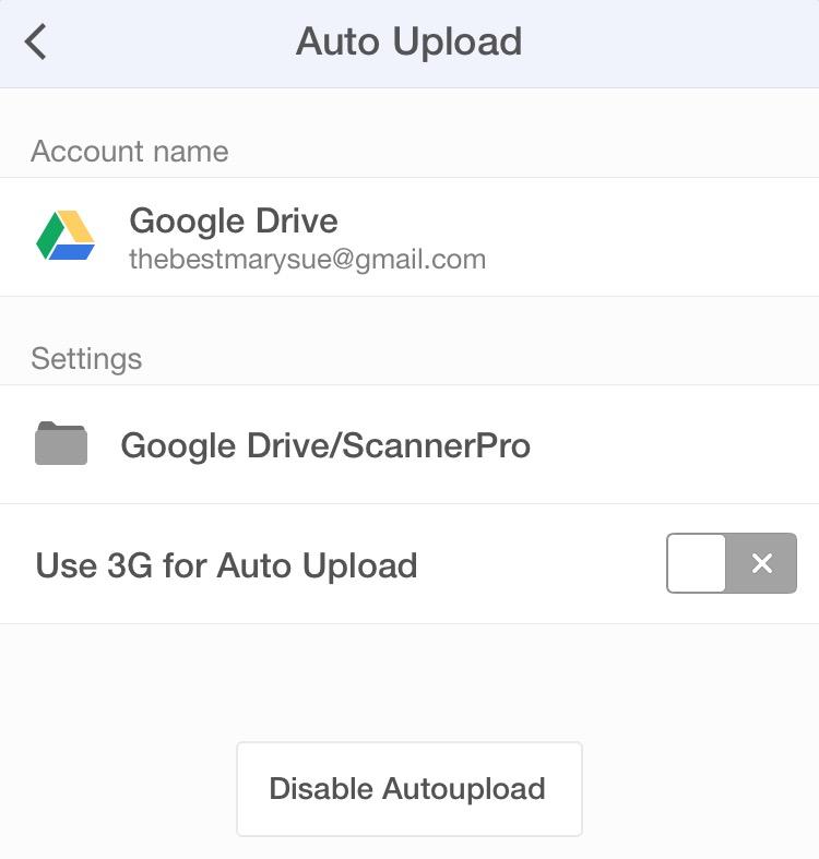 Auto Upload - Readdle Knowledge Base